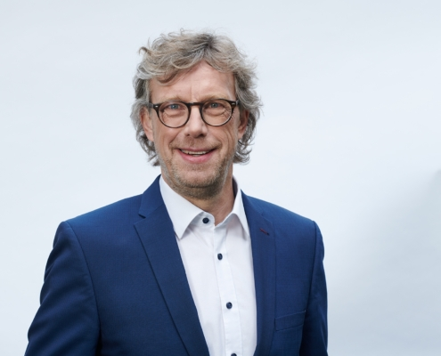 Bürgermeister Michael Jäcke