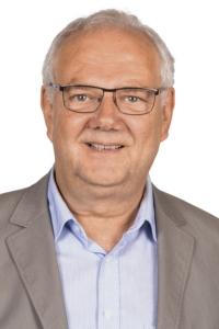 Porträt Reinhard Pieper